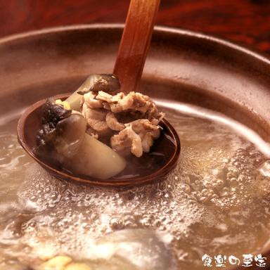 すっぽんスープ たぁ~っぷり濃厚 身入り(鍋・雑炊)【2~3人前】<北新地「割烹 味菜」 監修>