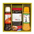 ごまドレ・たまねぎドレ・明石のり・鯖缶(ギフトセットG-22)