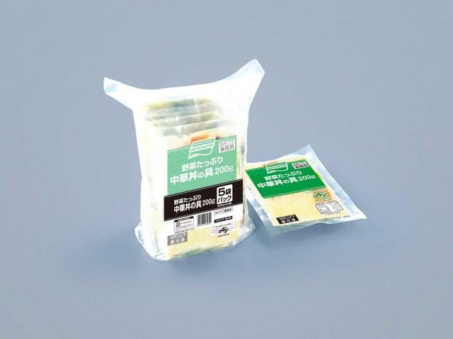 * 味の素 野菜たっぷり中華丼の具 200g*5袋