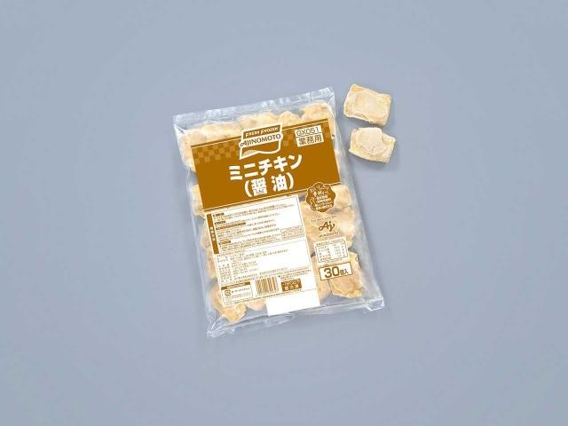 * 味の素 ミニチキン(醤油) 24g*30個