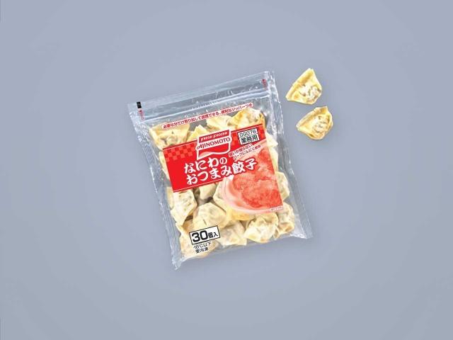 * 味の素 なにわのおつまみ餃子 10g*30個