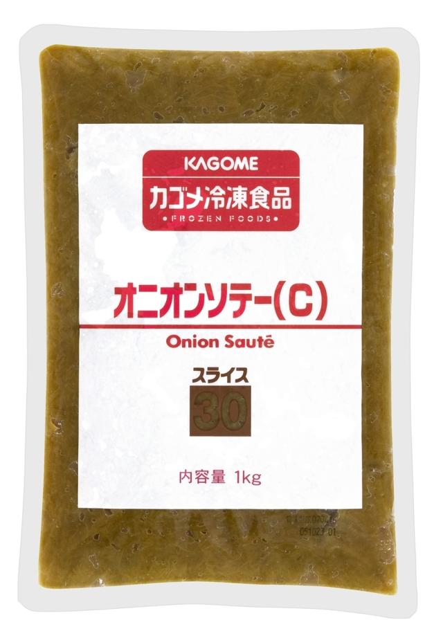 * カゴメ オニオンソテースライス30 1kg