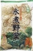 * 中国産 れんこん水煮(スライス薄片)1kg