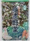 中国産 味付山菜水煮ミックス1kg
