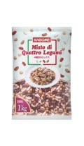 カゴメ 4種豆のミックス 1kg
