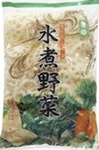 中国産 れんこん水煮(スライス薄片)1kg