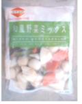 クラレイ 和風野菜ミックス 500g