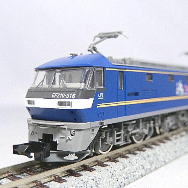 EF210形300番台電気機関車(桃太郎ラッピング)