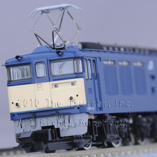 TOMIX 9102 EF64-0(7次形)