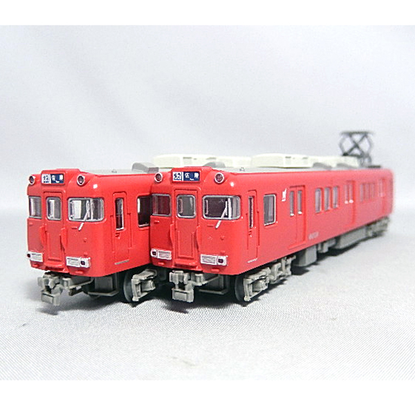 鉄コレ 名古屋鉄道6000系5次車 2両組