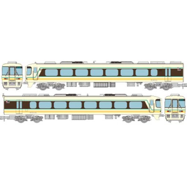 会津鉄道キハ8500系「AIZUマウントエクスプレス」2両組