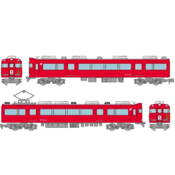 名古屋鉄道7700系 2両組