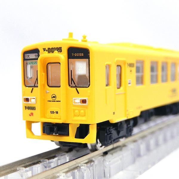 JR九州キハ125