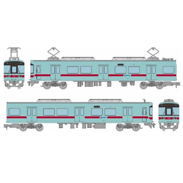 鉄コレ 西日本鉄道(西鉄)7050形 2両組