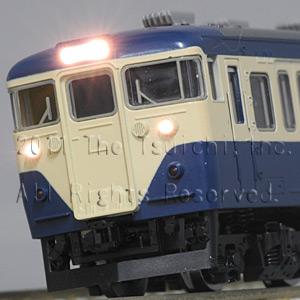 TOMIX 92824 113系1500番台(横須賀色)7両基本セットA