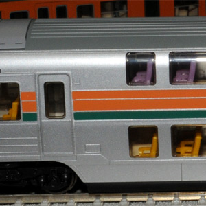 TOMIX HO-254 (HO)サロ124(新湘南色)