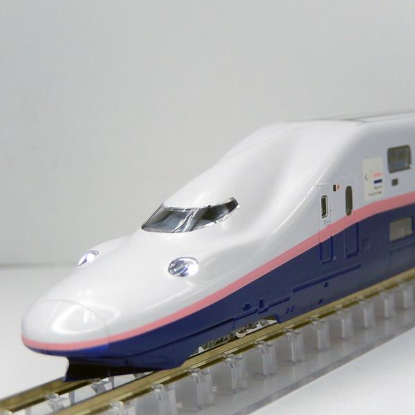 E4系上越新幹線(新塗装・ラストラン装飾)8両セット