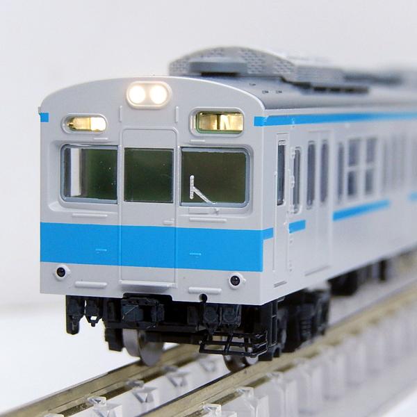 103系1200番代(青帯)5両基本/増結セット