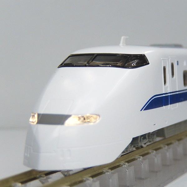 300系0番代(後期型・登場時)8両基本/増結セット