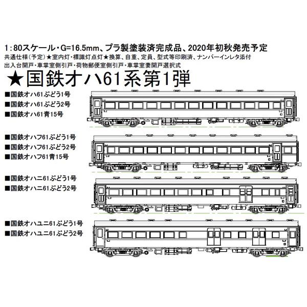 国鉄61系客車