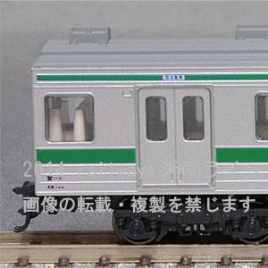 205系埼京線4両増結