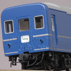 KATO 3-510 (HO)24系25形寝台客車4両セット