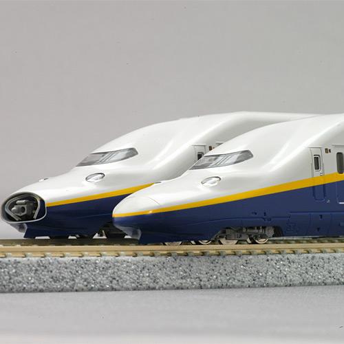 KATO 10-292/10-293 E4系新幹線「Max」4両基本/増結セット