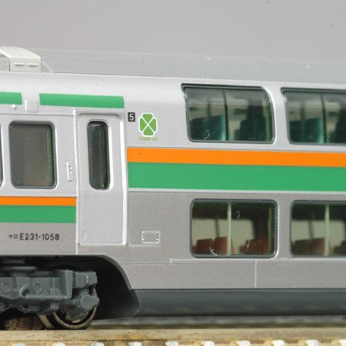 KATO 10-595 E231系 東海道・湘南新宿ライン 4両増結セットA