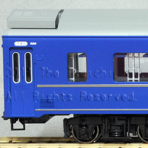 KATO 1-542 (HO)オハネ25 0番台