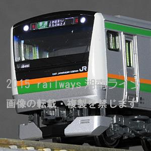 E233上野東京基本