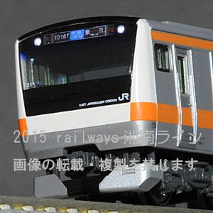 E233系中央T編成基本