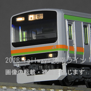 E231系3000番台八高線