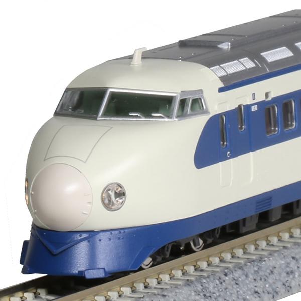 0系新幹線「ひかり・こだま」8両基本/8両増結セット