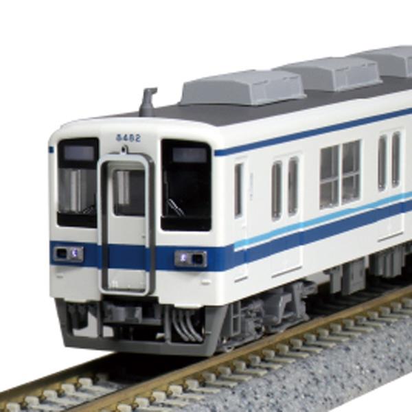 東武鉄道8000系(後期更新車)東上線 8両セット/先頭車2両増結セット