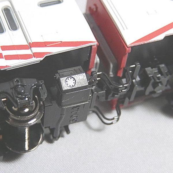 車端部床下機器(14系SER用)