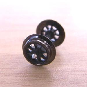 スポーク車輪