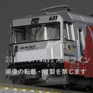 RhB Ge4/4-3 651 GOT