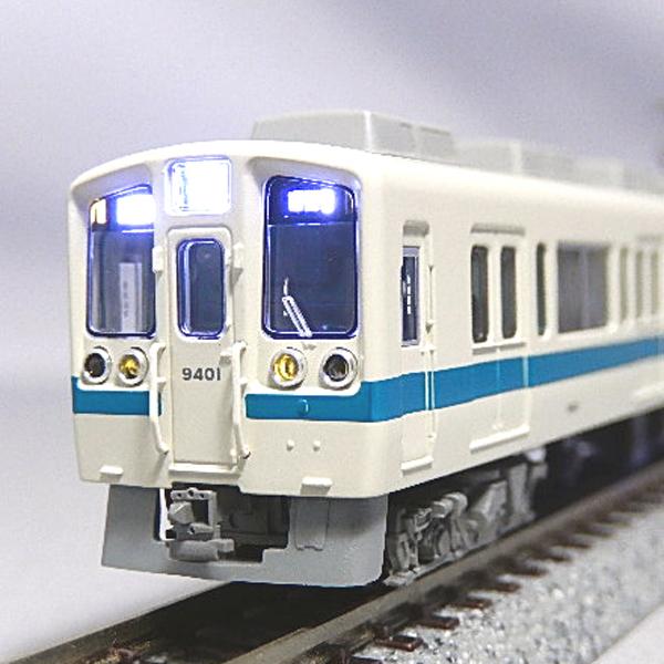 小田急9000形 登場時 6両基本/4両増結セット
