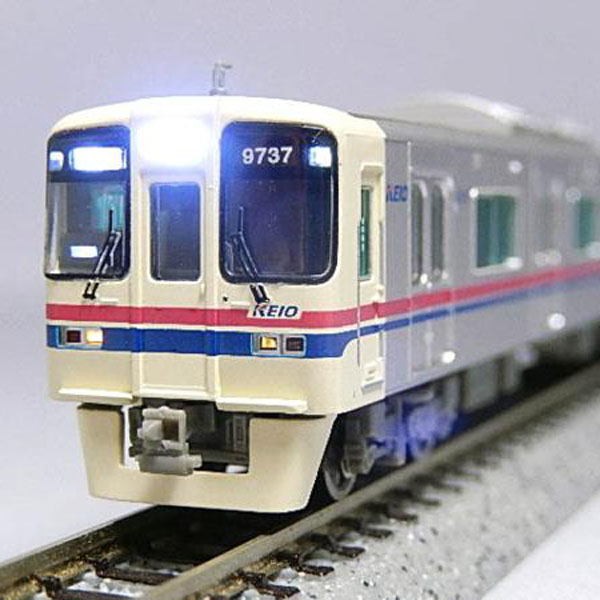 京王9000系(都営地下鉄乗入仕様車)