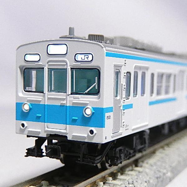 301系 グレー 青帯 冷改 6両基本/4両増結セット