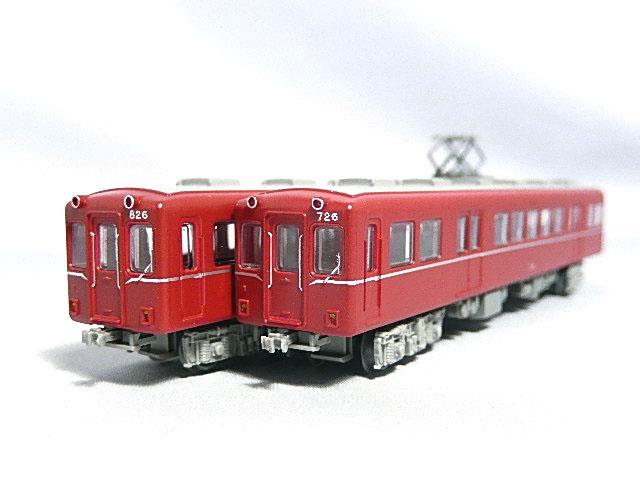TOMYTEC 鉄道コレクション(鉄コレ)第25弾 近畿日本鉄道(近鉄)826+726 2両組 <中古品>