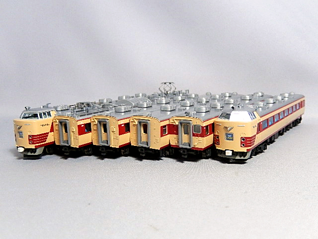 KATO 10-1128 485系300番台 6両基本セット <中古品>