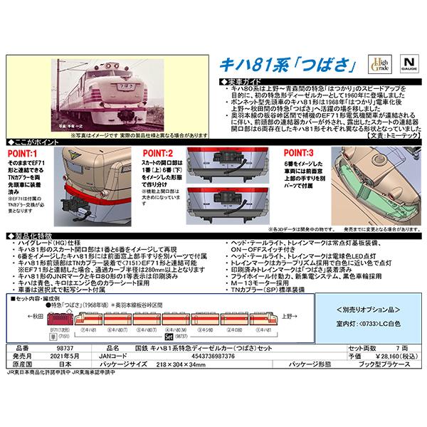 キハ81系「つばさ」