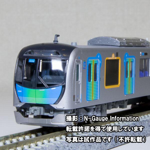 西武鉄道40000系
