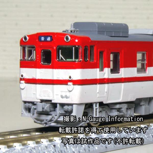 キハ40 500番台(新潟色)