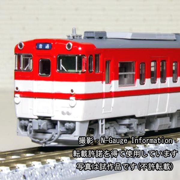 キハ47 500番台(新潟色・赤)