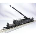 クルップ5 28cm 列車砲 国防軍色(緑)