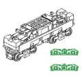 動力ユニット電気機関車用(車輪径6mm)