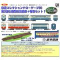 鉄コレ ナローゲージ80 猫屋線 キハ11・ホハ1(白帯塗装/新塗装)