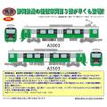 静岡鉄道A3000形(Natural Green)